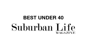 Best Under 40 Honoree by Suburban Life Magazine