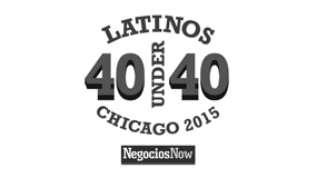 40 Under 40 Award by NegociosNow Newspaper
