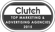 Clutch - Top Marketing & Advertising Agency of the Year